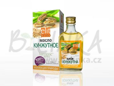 100% Sezamový olej  200ml