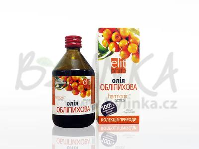 Rakytníkový olej 100ml – 100% > 150 karotenoidů