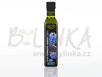 100% Olej z kmínu černého RICH  250ml
