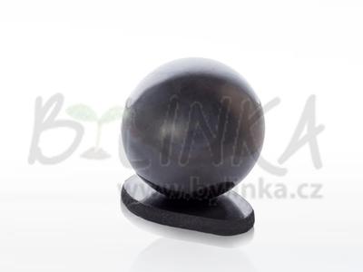 Šungitová koule leštěná 80 mm