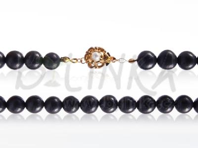 Šungitový náhrdelník 50×9