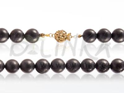 Šungitový náhrdelník Jižní noc