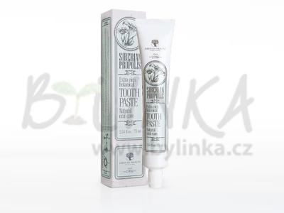 Přírodní zubní pasta Sibiřský Propolis – Přírodní ochrana  75 ml