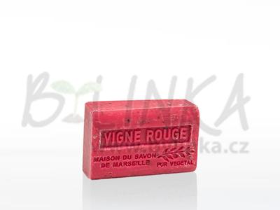 Vigne rouge – Červené víno s bambuckým máslem  125g