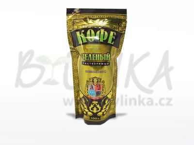 Zelená káva (na hubnutí) rozpustná  100g