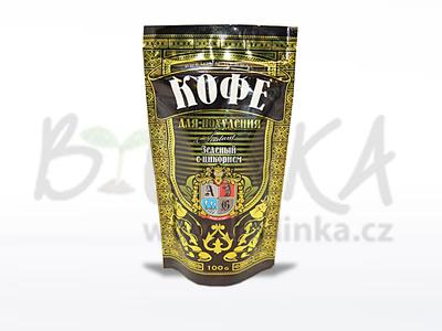 Zelená káva s čekankou (na hubnutí) rozpustná  100g