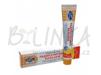 Masážní gel Radikulit 70ml