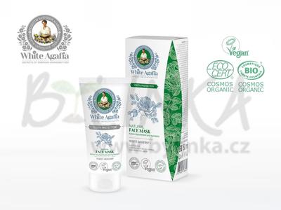 Bílá Agafea: Zachování mládí – přírodní pleťová maska (do 35 let)  50ml