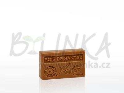 Bois de santal – Santálové dřevo s arganovým olejem  100g