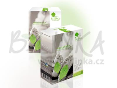 Detoxikační polštářky  14ks
