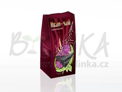 Kurilský čaj – Ivan čaj sypaný 40g