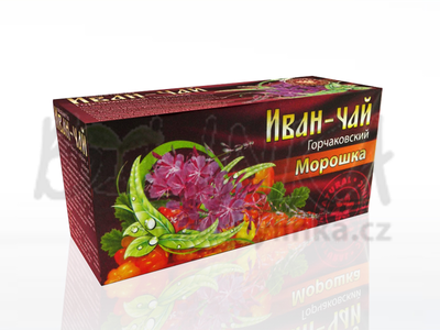 Kurilský čaj – Ivan čaj s ostružiníkem moruškou 20×1,5g