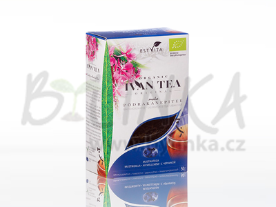 Kurilský čaj s borůvkou – Ivan čaj sypaný  50g
